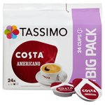 Tassimo Costa Americano Coffee Pods