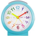 Acctim LuLu 2 Time Teaching Alarm Clock, Blue
