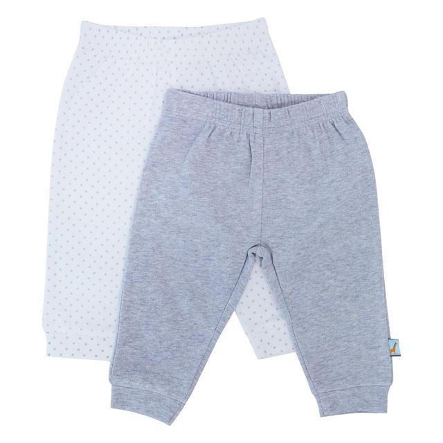 Waitrose Mini Alphabet Fun Unisex Joggers 2 pack