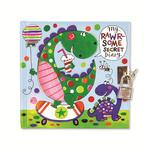Rachel Ellen Designs Rawr-some Dinosaurs Secret Diary