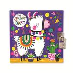 Rachel Ellen Designs Llamas Secret Diary