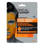 L'Oreal Men Expert Tissue Mask Hydraenergetic