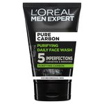L'Oreal Men Expert Charcoal Face Cleanser