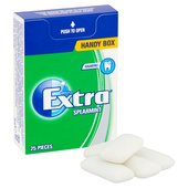 Wrigley's Extra Sugarfree Spearmint Handy Box