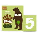 BEAR Paws Multipack Apple & Pumpkin