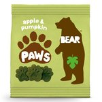 BEAR Pure Fruit Paws Apple & Pumpkin