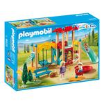 Playmobil 9423 Family Fun Park Playground with Watchtower