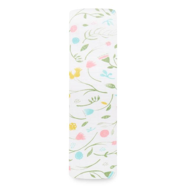 aden by aden + anais muslin swaddle blanket spring awakening (112 x 112cm)