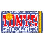 Tony's Chocolonely Dark Milk Chocolate Pretzel Toffee 42%