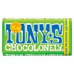 Tony's Chocolonely Dark Chocolate 51% Almond Sea Salt
