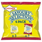 Walkers Smiths Savoury Selection