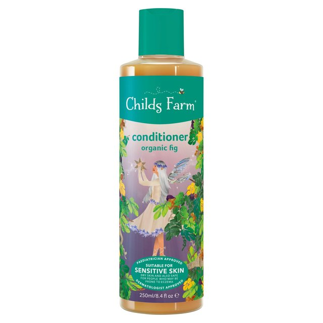 Childs Farm conditioner organic fig