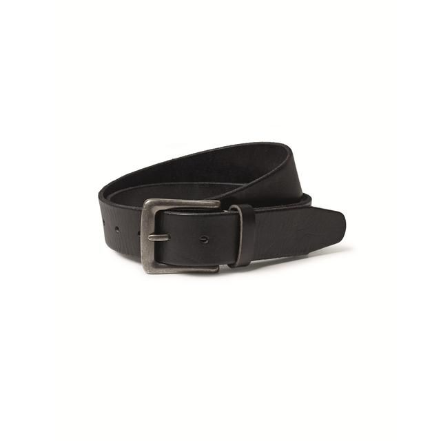 f07d957481c5 FatFace Mens Italian Leather Stitch Belt