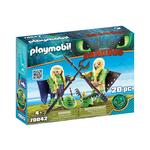 DreamWorks Dragons Ruffnut and Tuffnut with Flight Suit by PLAYMOBIL