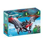 DreamWorks Dragons Deathgripper with Grimmel by PLAYMOBIL