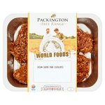 Packington Pork Free Range Cajun Pork Escalope