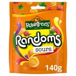 Rowntree's Randoms Sours Sweets Sharing Bag