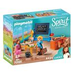DreamWorks Spirit 70121 Miss Flores' Classroom by PLAYMOBIL