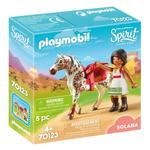 DreamWorks Spirit 70123 Vaulting Solana by PLAYMOBIL