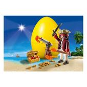 Playmobil 9415 Pirate with Cannon Gift Egg