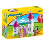 Playmobil 9389 1.2.3 Castle with Stackable Towers