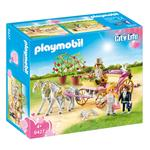 Playmobil 9427 City Life Wedding Carriage with Tin Can Trail