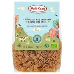 Dalla Costa Gluten Free Organic Brown Rice Farm Pasta