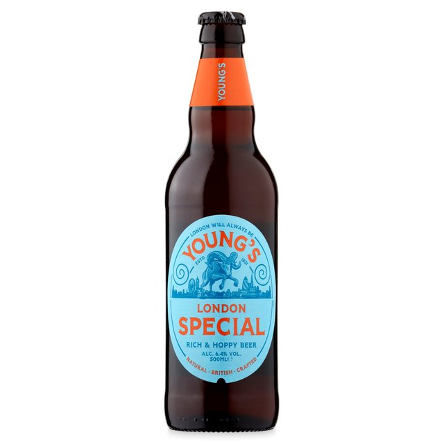 Wells & Young's Special London Ale
