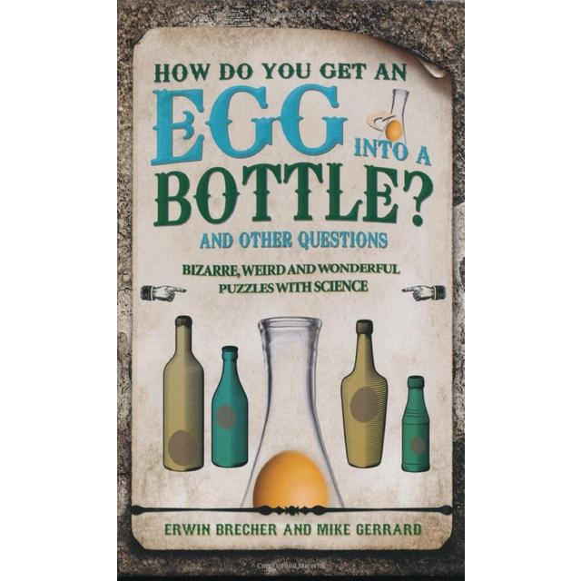 How Do You Get An Egg Into A Bottle