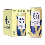Dash Water Lemon