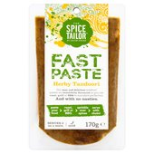 The Spice Tailor Herby Tandoori Fast Paste