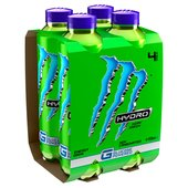 Monster Hydro Mean Green