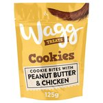 Wagg Peanut Butter Cookies with Chicken