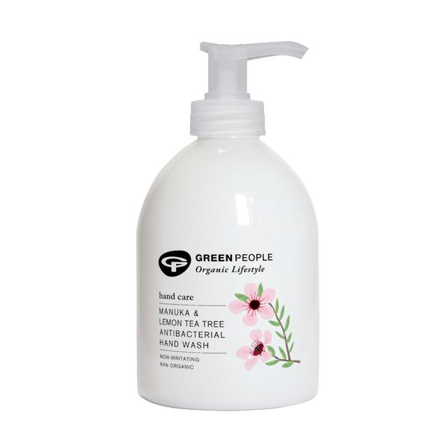 Green People Manuka & Lemon Tea Tree Antibacterial Hand Wash