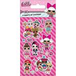 L.O.L. Surprise! Party Stickers