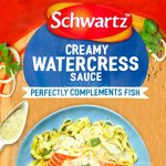 Schwartz  Creamy Watercress Sauce for Fish