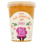 Tideford Organic Lentil & Spinach Dhal Soup