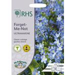 Johnsons Seeds - RHS Forget-Me-Not Ultramarine