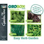 Mr Fothergills Seeds - Grobox Easy Herb Garden