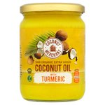 Coconut Merchant Organic Turmeric Coconut Oil