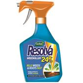 Resolva 24H Ready To Use Weed Killer, 1L