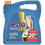 Resolva 24H Ready To Use Weed Killer, 3L + 20% Extra Free