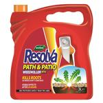 Resolva Path & Patio Ready To Use Weed Killer, 3L