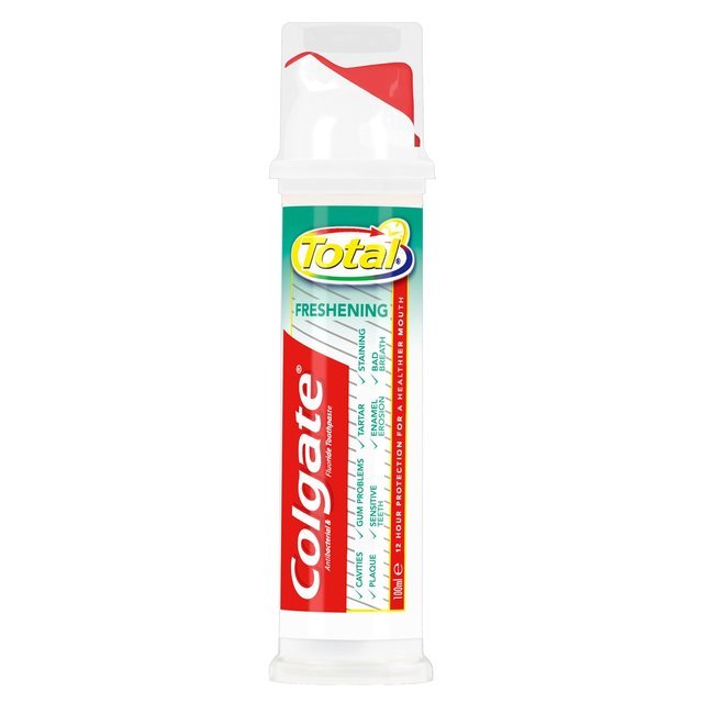 Colgate Total Advanced Freshening Pump Toothpaste