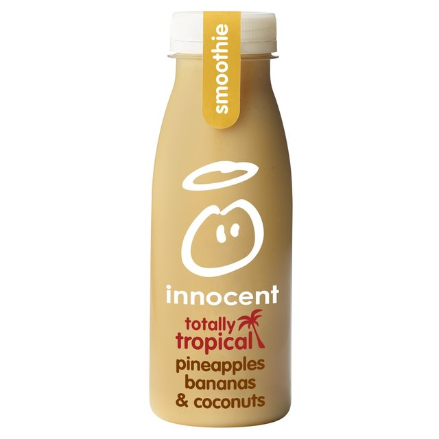 Innocent Smoothie Coconuts, Pineapples & Bananas