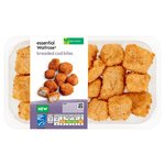 Essential Waitrose Breaded Cod Nuggets