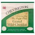 Chevington Grated Mild Cheddar