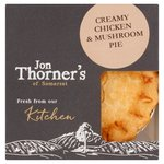 Jon Thorner's Creamy Chicken and Mushroom Pie