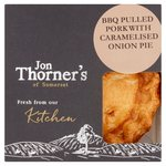 Jon Thorners BBQ Pulled Pork & Caramelised Onion Pie