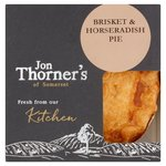 Jon Thorners Pulled Brisket and Horseradish